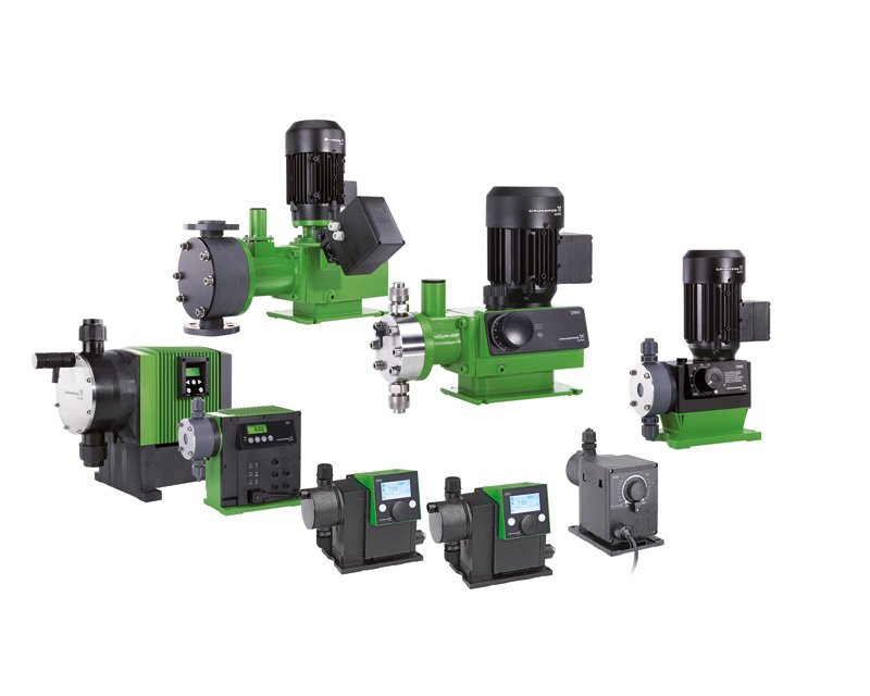 gamma l dosing pump manual