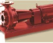 Endsuction Fire Pump