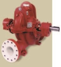 Split case Fire Pump