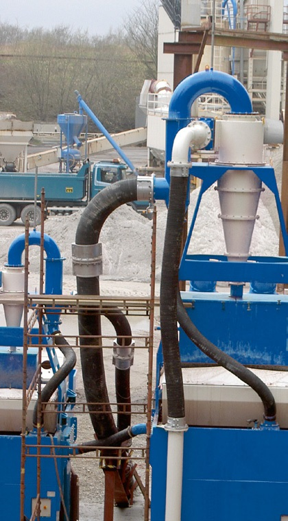 Metso Slurry Hose System Cac Industrial